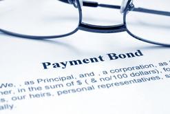 Payment Bonds and Glasses
